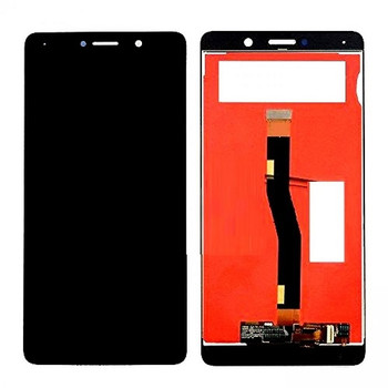 For Huawei Honor 6X LCD and Touch Screen Assembly . (Black)