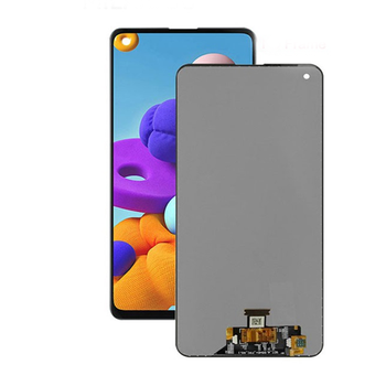 For  Samsung Galaxy A21S SM-A217 LCD and Touch Screen Assembly Without Frame