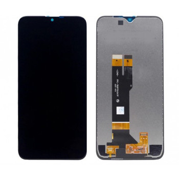 For Nokia 2.3 LCD and Touch Screen Assembly. (Black)