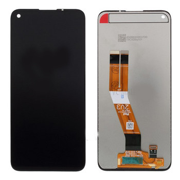 For Samsung Galaxy A11 LCD and Touch Screen Assembly No Frame. (Black)