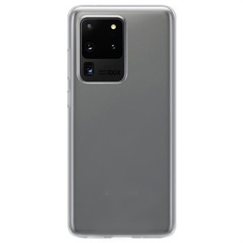 For Samsung Galaxy S20 Ultra Hard and Clear Case