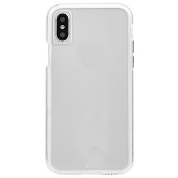 For iPhone X Hard and Clear Case