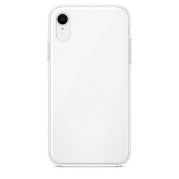For iPhone XR Hard and Clear Case