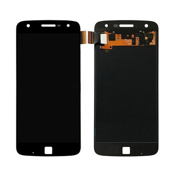 For Motorola Moto Z Play LCD and Touch Screen Assembly (Black)