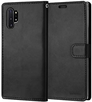 For Samsung Galaxy Note 10 Plus Bluemoon Case Black