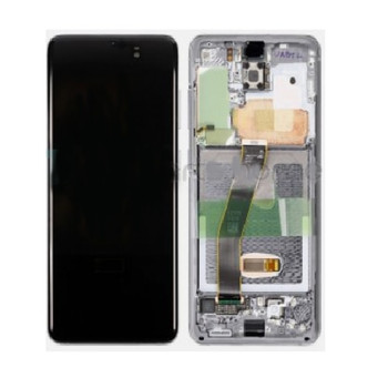 For Samsung Galaxy S20 Plus Refurb LCD and Touch Screen Assembly (Black)