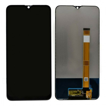 For Oppo A7 / Ax7 / Ax5s LCD and Touch Screen Assembly. (Black)