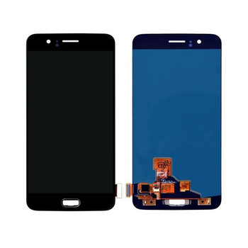 For OnePlus 5 LCD and Touch Screen Assembly. ( Black)
