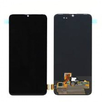 For OnePlus 6T LCD and Touch Screen Assembly. ( Black)