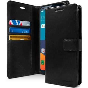 For Samsung Galaxy S20 FE Bluemoon Diary Black