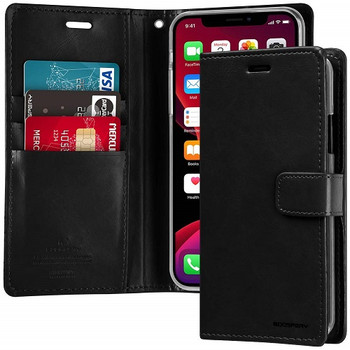 For iPhone 11 Bluemoon Case Black