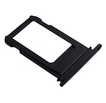 For iPhone X Sim Tray Black