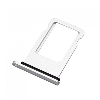 For iPhone X Sim Tray White