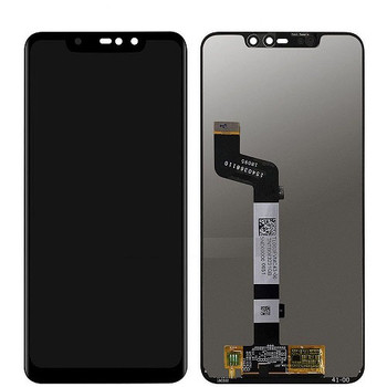 For Xiaomi Note 6 Pro LCD and Touch Screen Assembly (Black)