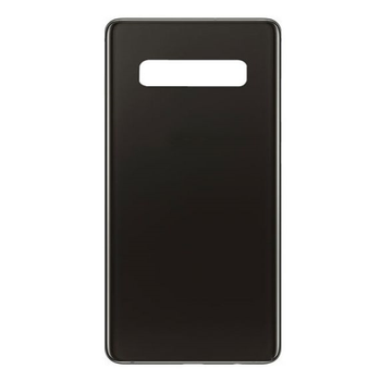 For Samsung Galaxy S10 Plus 5G Back Cover Black