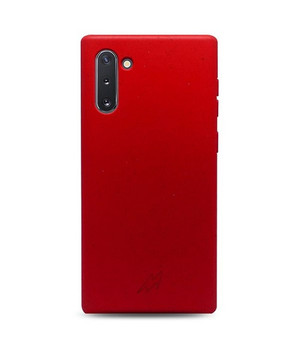For Samsung Galaxy Note 10 Back Cover Red
