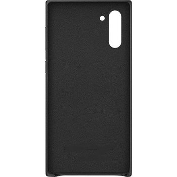 For Samsung Galaxy Note 10 Back Cover Black