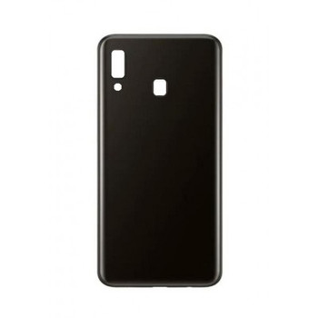 For Samsung Galaxy  A20 Back Cover Black