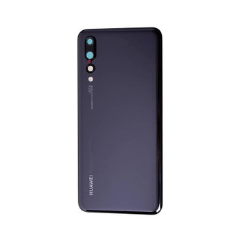 For Huawei P20 Pro Back Cover Black