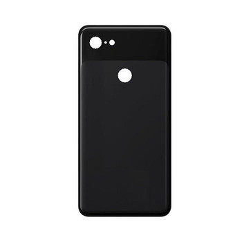 For Google Pixel 3 XL Back Cover Black