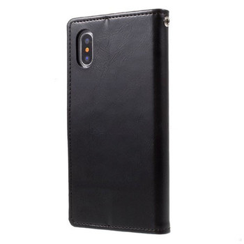For iPhone X / XS Bluemoon Case Black