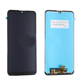 For LG K50 LCD and Touch Screen Assembly (Black)
