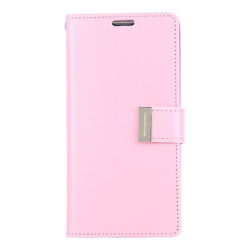 For Samsung Galaxy S20 Rich Diary Case Pink