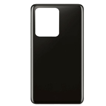 For Samsung Galaxy S20 Ultra Back Cover Black