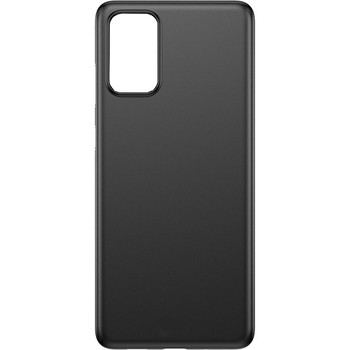 For Samsung Galaxy S20 Plus Back Cover Black