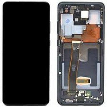 For Samsung Galaxy S20 Ultra Refurb LCD and Touch Screen Assembly  (Black)