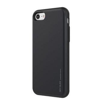 For iPhone 7/8 Plus Sky Slide Bumper Case Black
