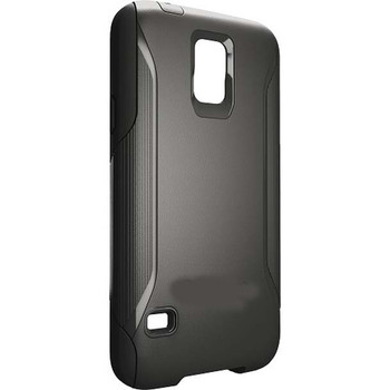For Samsung Galaxy S5 Outer Commuter Black