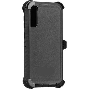 For Samsung Galaxy A50 Outer Defender Black
