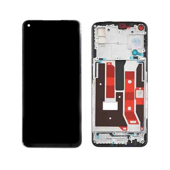 For Oppo A72 LCD and Touch Screen Assembly With Frame