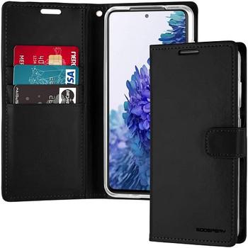 For Samsung Galaxy S21 Plus Bluemoon Case Black