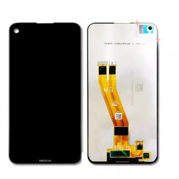 For Nokia 3.4 / 5.4 LCD and Touch Screen Assembly (Black)