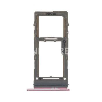 For Samsung Galaxy S20 Plus Sim Card Tray  Pink