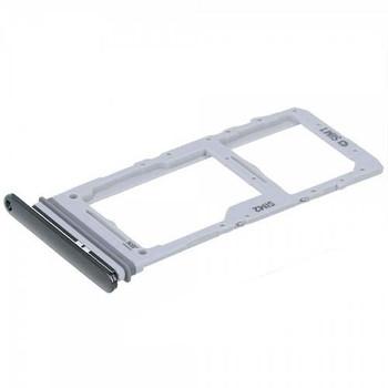 For Samsung Galaxy S20 Plus Sim Card Tray  Grey