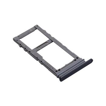 For Samsung Galaxy S20 Ultra Sim Card Tray  Black