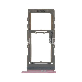 For Samsung Galaxy S20 Ultra Sim Card Tray  Pink