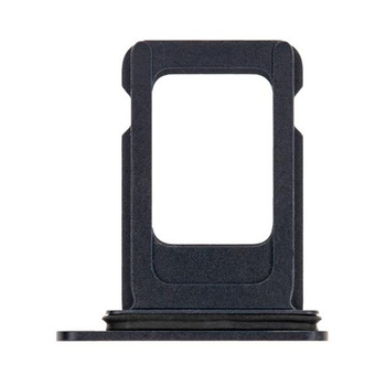 For iPhone 12 Sim Card Tray Black
