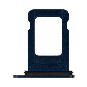 For iPhone 12 Sim Card Tray Blue