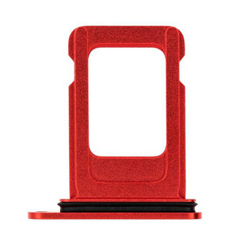For iPhone 12 Sim Card Tray Red