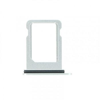 For iPhone 12 Mini Sim Card Tray White