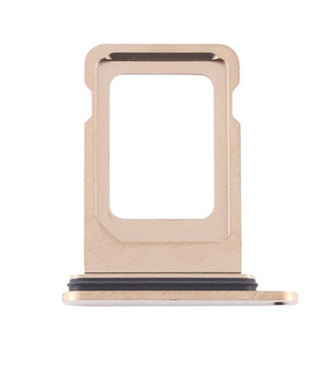 For iPhone 12 Pro Max Sim Card Tray Gold