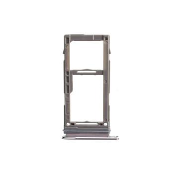 For Samsung Galaxy S10E Sim Card Tray Silver