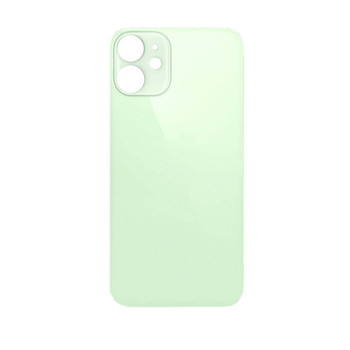 For iPhone 12 Back Cover Green