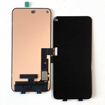 For Google Pixel 5 LCD and Touch Screen Assembly (Black)