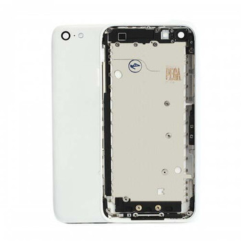 For iPhone 5C Back Housing White
