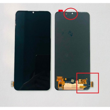 For Oppo A91 / Reno 3/ Find X2 Lite Glass LCD and Touch Screen Assembly (Black)(Original)